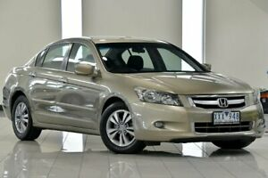 2010 Honda Accord 8th Gen MY10 Limited Edition Gold 5 Speed Sports Automatic Sedan Narre Warren Casey Area Preview