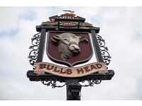 Assistant Manager Opportunity in a Flagship Business, Bulls Head Turnford, Live in or Live Out