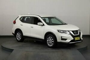 2017 Nissan X-Trail T32 ST (FWD) White Continuous Variable Wagon
