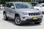 2013 Jeep Grand Cherokee WK MY2014 Laredo Billet Silver 8 Speed Sports Automatic Wagon Southport Gold Coast City Preview