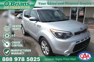2016 Kia Soul EX+ w/Mfg Warranty