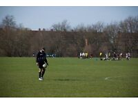 PLAYERS WANTED FOR CASUAL 7-A-SIDE FOOTBALL