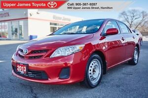 2013 Toyota Corolla CE - Comes with Winter and All season tires