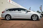 2013 Hyundai i40 VF2 Active Tourer Silver 6 Speed Sports Automatic Wagon Bayswater Bayswater Area Preview