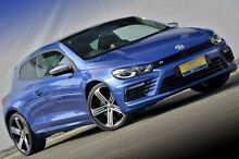 2015 Volkswagen Scirocco 1S MY15 R Coupe DSG Blue 6 Speed Sports Automatic Dual Clutch Hatchback Ferntree Gully Knox Area Preview