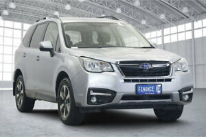 2017 Subaru Forester S4 MY17 2.5i-L CVT AWD Ice Silver 6 Speed Constant Variable Wagon Victoria Park Victoria Park Area Preview