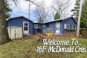 Cottage for Sale, 16F MacDonald Cres., Moira Lake, Madoc, On