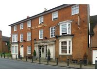 FULL TIME HOUSE KEEPER AND WAITER NEEDED WITH LIVE IN ACCOMODATION