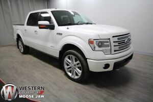 2014 Ford F-150 LIMITED | EVERY OPTION | LOCAL TRADE!
