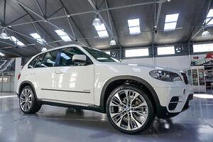 2013 BMW X5 E70 MY13 UPGRAD xDrive 30D Alpine White 8 Speed Sequential Auto Wagon Port Melbourne Port Phillip Preview