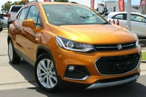2018 Holden Trax TJ MY18 LT Orange 6 Speed Automatic Wagon Cheltenham Kingston Area Preview