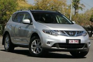 2012 Nissan Murano Z51 Series 3 TI Silver 6 Speed Constant Variable Wagon Chermside Brisbane North East Preview