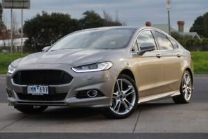 2018 Ford Mondeo MD 2018.25MY Titanium SelectShift Bronze 6 Speed Sports Automatic Hatchback Brighton Bayside Area Preview
