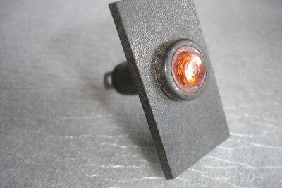 CLASSIC VOLVO 144 145 164 240 260 DASHBOARD EXTRA INDICATOR LIGHT