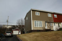 NEW LISTING! 4 Bedroom Duplex with 2 Garages... 45 Dunfield St.