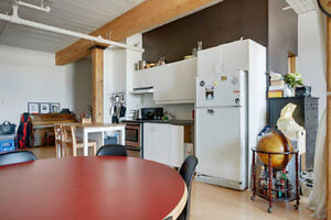 Beautiful loft right in the middle of Le Plateau