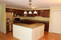 1400 sq ft condo in secure building