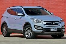 2013 Hyundai Santa Fe DM MY14 Active Blue 6 Speed Sports Automatic Wagon Pakenham Cardinia Area Preview
