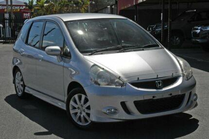 2006 Honda Jazz GD VTi-S Silver 7 Speed Constant Variable Hatchback Nundah Brisbane North East Preview