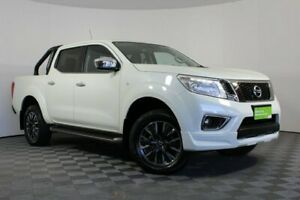 2017 Nissan Navara D23 S2 ST N-SPORT White 7 Speed Sports Automatic Utility Wayville Unley Area Preview