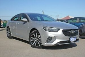 2018 Holden Commodore ZB MY18 RS Liftback Silver 9 Speed Sports Automatic Liftback Wangara Wanneroo Area Preview