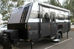 2020 Essential C Class Full Offroad Ensuite Carava Off Road Van Kilburn Port Adelaide Area Preview