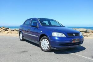 2003 Holden Astra TS MY03 City Blue 5 Speed Manual Hatchback Lonsdale Morphett Vale Area Preview