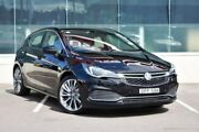 2017 Holden Astra BK MY17 RS-V Black 6 Speed Sports Automatic Hatchback Cardiff Lake Macquarie Area Preview