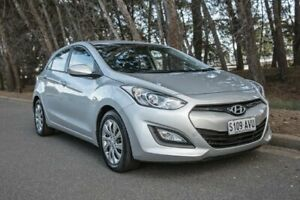 2012 Hyundai i30 GD Active Silver 6 Speed Sports Automatic Hatchback Reynella Morphett Vale Area Preview