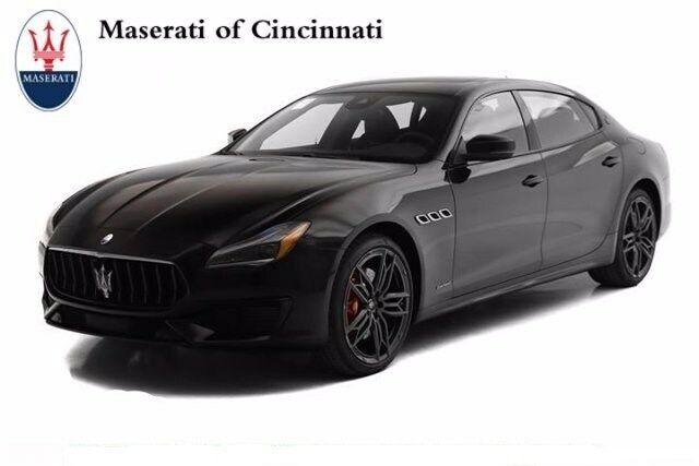 2021 Maserati Quattroporte S Q4 GranSport 0 Nero 4dr Car Twin Turbo Premium Unle