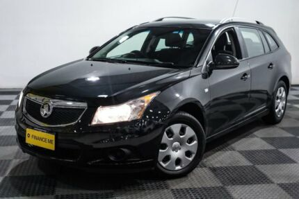 2013 Holden Cruze JH Series II MY14 CDX Sportwagon Black 6 Speed Sports Automatic Wagon Edgewater Joondalup Area Preview