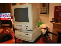 Apple Power Macintosh 5400/180 Not Working and Apple Power Macintosh G3 Working