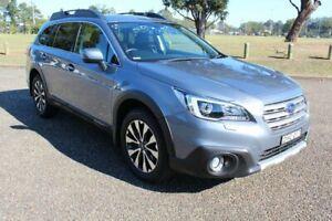 2016 Subaru Outback B6A MY16 2.0D CVT AWD Premium Silver 7 Speed Constant Variable Wagon Port Macquarie Port Macquarie City Preview