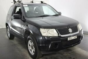 2010 Suzuki Grand Vitara JB MY09 Black 4 Speed Automatic Hardtop Maryville Newcastle Area Preview