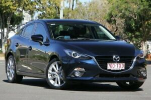 2014 Mazda 3 BM5238 SP25 SKYACTIV-Drive GT Blue 6 Speed Sports Automatic Sedan