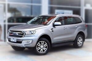 2015 Ford Everest UA Trend Silver 6 Speed Sports Automatic Wagon Berwick Casey Area Preview