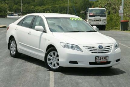 2007 Toyota Camry ACV40R Altise White 5 Speed Automatic Sedan Portsmith Cairns City Preview