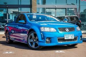 2012 Holden Ute VE II SV6 Thunder Blue 6 Speed Sports Automatic Utility Maddington Gosnells Area Preview