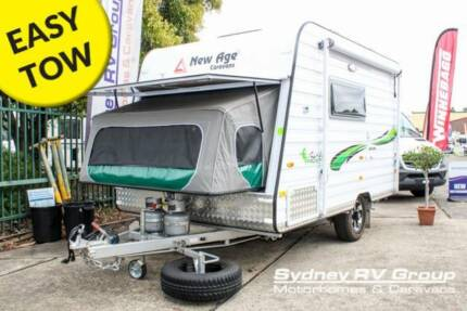 CU1276 New Age Gecko 11ft Compact Rear Door Full Height Van Penrith Penrith Area Preview