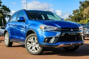 2019 Mitsubishi ASX XC MY19 ES 2WD Blue 6 Speed Constant Variable Wagon Cannington Canning Area Preview