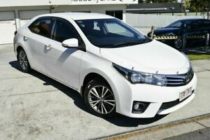 2014 Toyota Corolla ZRE172R SX S-CVT White 7 Speed Constant Variable Sedan Moorooka Brisbane South West Preview