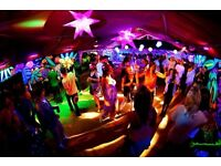 Popup Party People - We transform any venue into a festival or Nightclub! Wedding, Party DJ & Disco