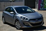 2013 Hyundai i30 GD Active Grey 6 Speed Manual Hatchback St Marys Mitcham Area Preview