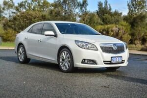 2013 Holden Malibu V300 MY13 CDX White 6 Speed Sports Automatic Sedan Cannington Canning Area Preview
