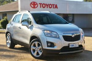 2016 Holden Trax TJ MY16 LTZ Silver 6 Speed Automatic Wagon Wyong Wyong Area Preview
