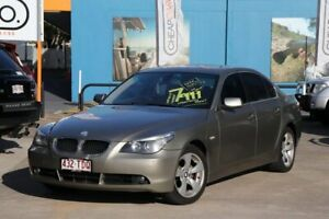 2004 BMW 525i E60 Steptronic Gold 6 Speed Sports Automatic Sedan Greenslopes Brisbane South West Preview