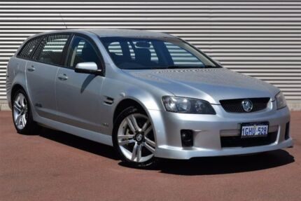 2009 Holden Commodore VE MY10 SS Sportwagon Silver 6 Speed Sports Automatic Wagon Gosnells Gosnells Area Preview