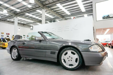 1990 Mercedes-Benz 500 SL 4 Speed Automatic Convertible