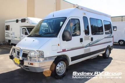 2006 Horizon Spacious 2 Berth Camper Van, Fully Loaded! U3555