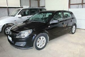 2006 Holden Astra AH MY06.5 CDTi Black 6 Speed Manual Hatchback Hoppers Crossing Wyndham Area Preview